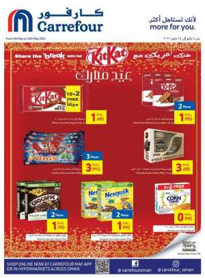 carrefour-chocolate-offers in kuwait
